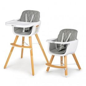 Multifunkcinė maitinimo kėdutė Grey 2in1