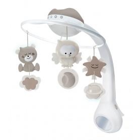 Infantino karuselė su projekcija 3in1