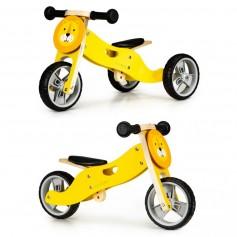 Triratukas ir dviratukas viename Lion 2in1
