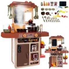 Virtuvėlė Browny su garso efektais, švieselėmis ir vandenuku