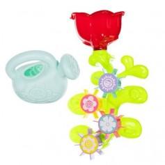 Žaislas maudynėms Gėlė su laistytuvu