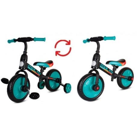 Molto Leggero dviratukas 3in1