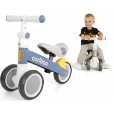 Mini paspirtukas - dviratukas Cariboo Friends