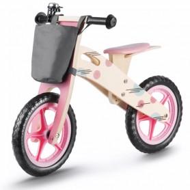 Balansinis dviratukas Pink Comfort