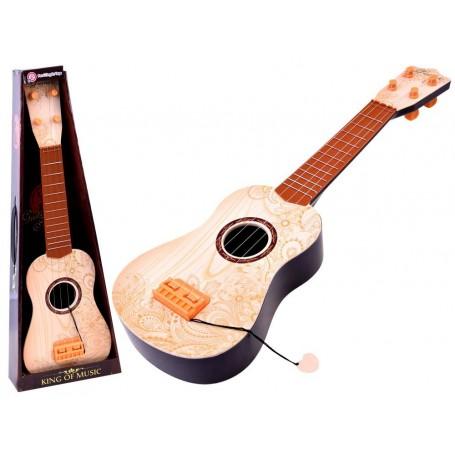 Vaikiškas plastikinė gitara King of Music