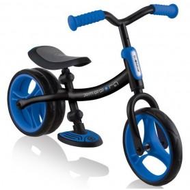 Globber balansinis dviratukas Go Bike DUO Navy Blue