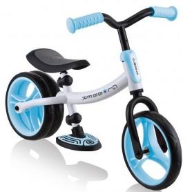 Globber balansinis dviratukas Go Bike DUO Pastel Blue