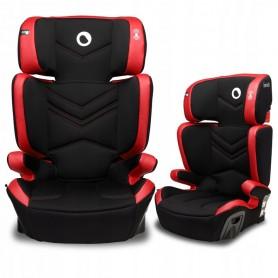 Automobilinė kėdutė Hugo Red Chili su IsoFix