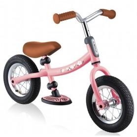 Globber balansinis dviratukas Go Bike AIR Pastel Pink