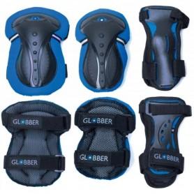 Alkūnių, riešų ir kelių apsaugos Globber Navy Blue
