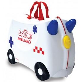 Trunki lagaminas Ambulance