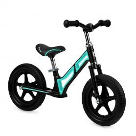 Lengvas balansinis dviratukas magnesium Moov Turquise
