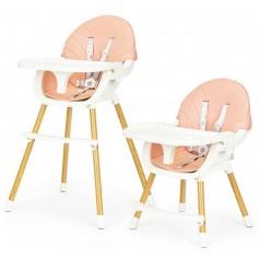 Multifunkcinė maitinimo kėdutė MultiBeige 2in1