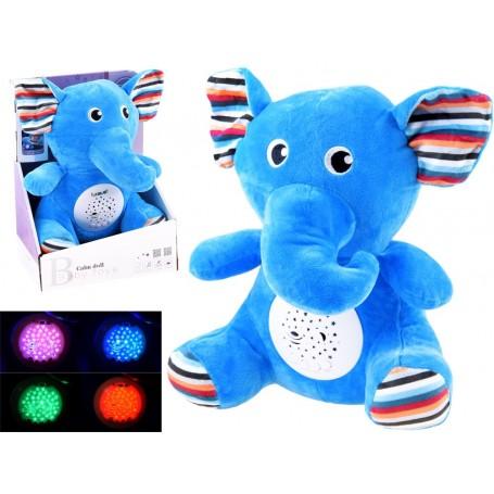 Migdukas - šviesos projektorius Elephant