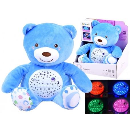 Migdukas - šviesos projektorius Bears