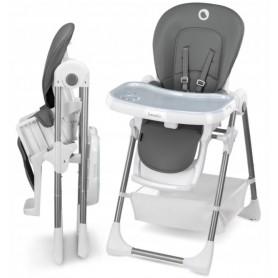 Maitinimo kėdutė Lionelo LINN Plus Grey