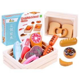 Mediniai maisto produktai dėžutėjė