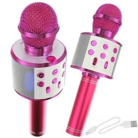 Mikrofonas - karaoke su balso keitimo funkcija Pink