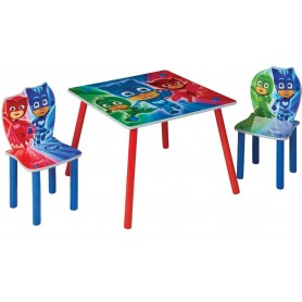 Staliukas su kėdutėmis PJ Masks
