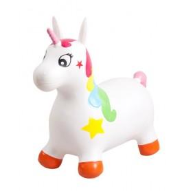Guminis šokliukas Unicorn