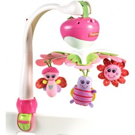 Tiny Love karuselė Take Along Pink