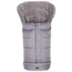 Šiltas vokelis K2 Soft Pongee Grey Melange