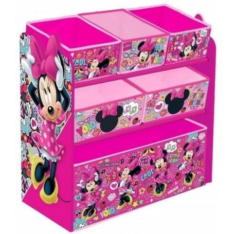 Komoda  - lentyna žaislams Minnie Mouse