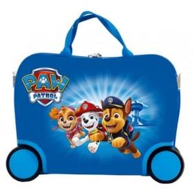 Vaikiškas lagaminas Paw Patrol su ratukais