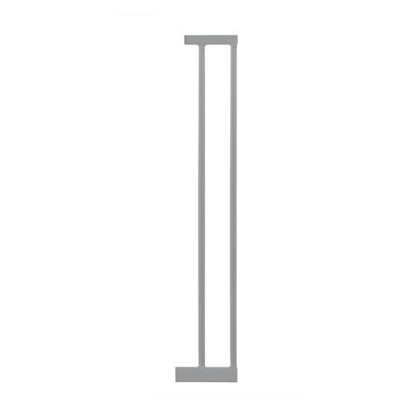 Lindam Sure Shut Deco vartelių prailginimas 14 cm., sidabrinis