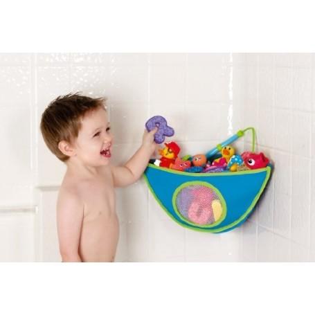 Kampinis vonios krepšys Munchkin Corner Bath Organiser