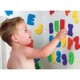 Munchkin žaislas Bath Letter & Numbers