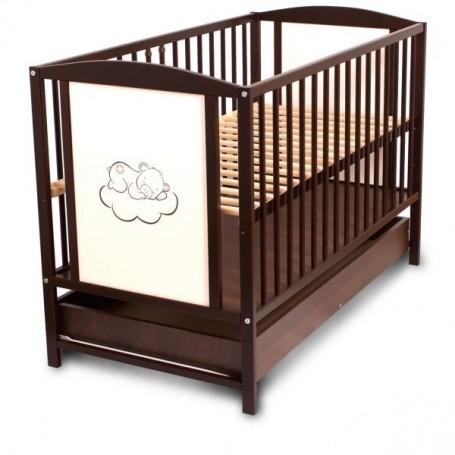 Vaikiška lovytė Klupš Meškiukas (be stalčiaus)