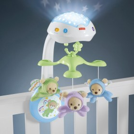 Fisher price karuselė Butterfly Dreams 3in1