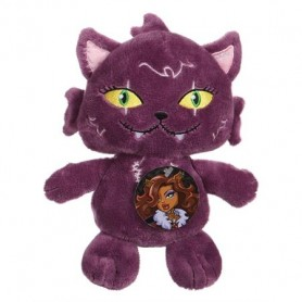 MONSTER HIGH minkštas žaislas katinas Crescent