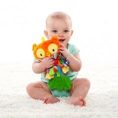 Lavinamasis žaislas - kramtukas Taggies