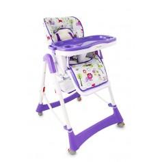 Maitinimo kėdutė Zoo Violet