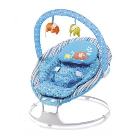 Asalvo gultukas Elephant Blue