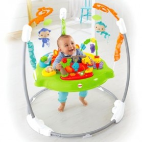 Fisher Price šokliukas Rainforest Jumperoo
