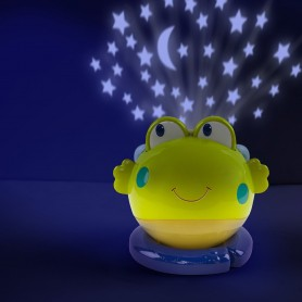 Naktinė lemputė - projektorius Varlytė