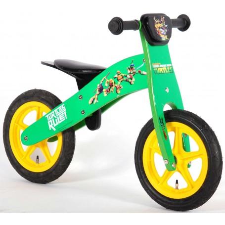 Medinis balansinis dviratukas Nindzė