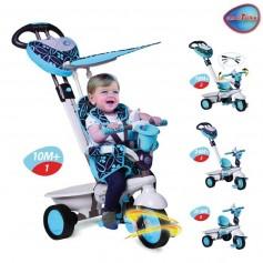 Smart Trike triratukas Dream Touch Steering 4in1