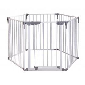 Dreambaby maniežas - apsauginė tvorelė (tvirtinimai komplekte)