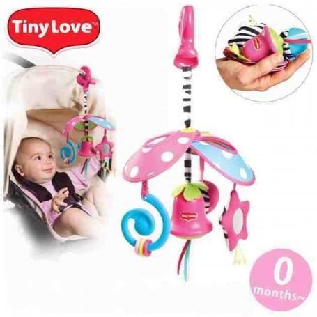 Tiny Love Mini karusėlė Princess Pack and Go