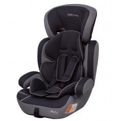 Automobilinė kėdutė Coto Baby Jazz Dark Grey 9-36 kg