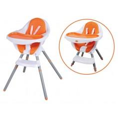 Maitinimo kėdutė 2in1 Orange