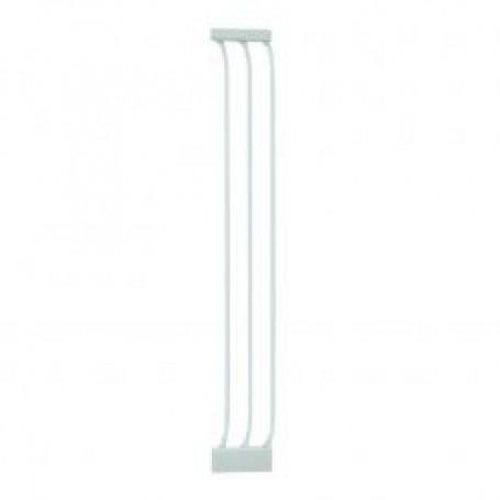 18 cm. Dreambaby aukštų vartelių baltas prailginimas
