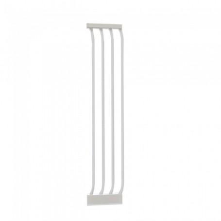27 cm. Dreambaby aukštų vartelių prailginimas (baltas)