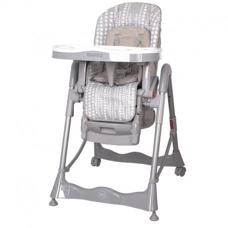 Maitinimo kėdutė Coto Baby Mambo Grey
