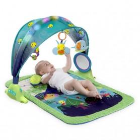 Bright Starts kilimėlis su žaislų lanku ir melodijomis