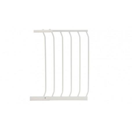 Dreambaby aukštų vartelių prailginimas 45 cm. baltas